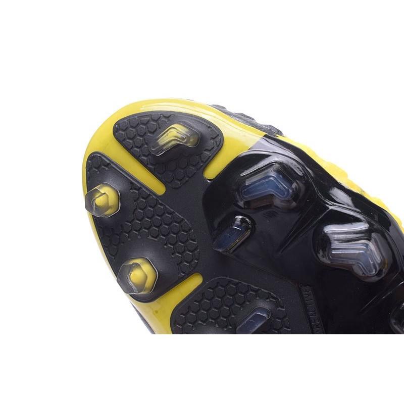 half off 83a81 6c98d News Nike Hypervenom Phantom 3 DF FG Boots Yellow Black
