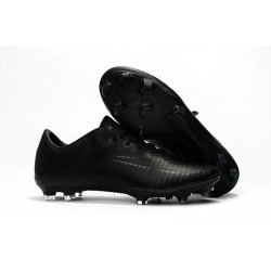 New 2017 Nike Mercurial Vapor XI ACC FG Soccer Boot Full Black