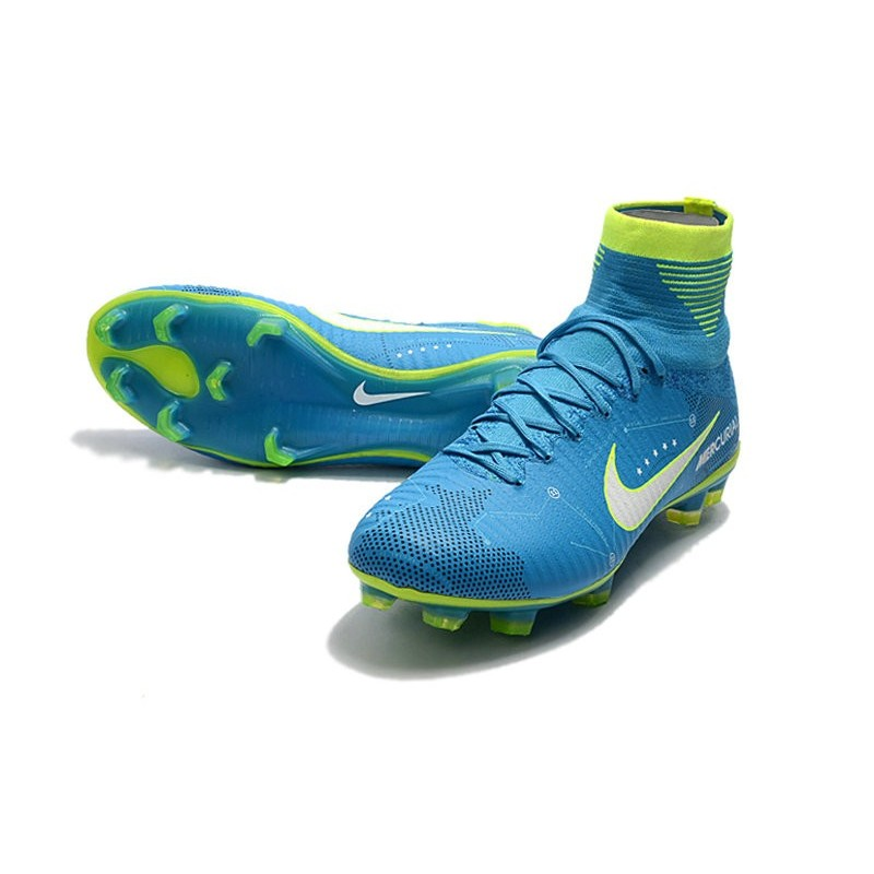 c395c883c Nike Mercurial Superfly V FG Neymar Blue Soccer Cleat Maximize. Previous.  Next