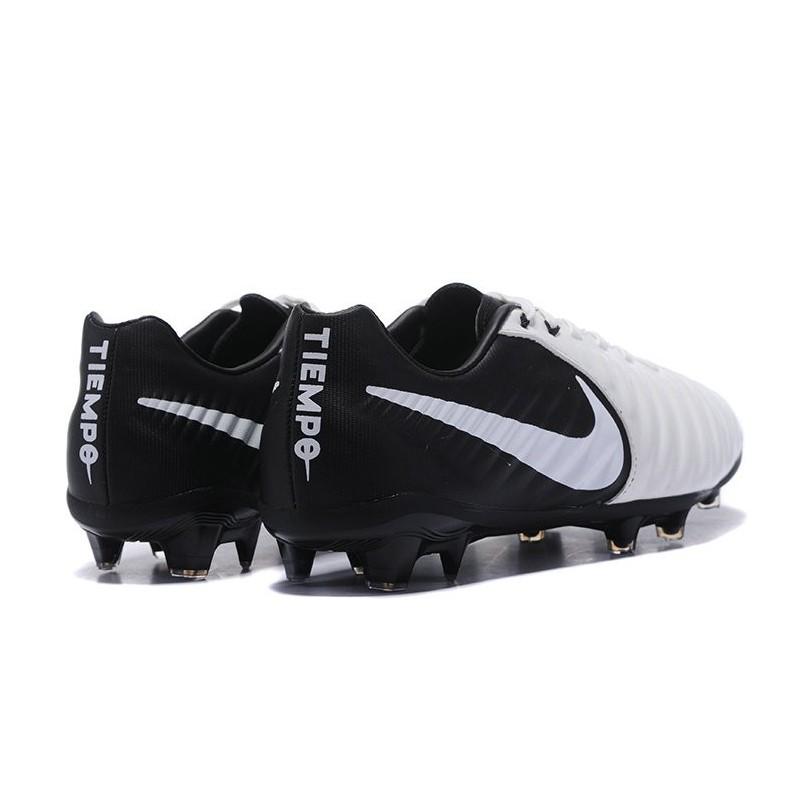 the latest 8c30f d6465 ... new arrivals nike news tiempo legend 7 fg men football boot white black  a4524 45c2d