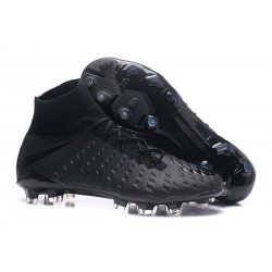 Nike Hypervenom Phantom III DF FG ACC 2017 Cleats - All Black