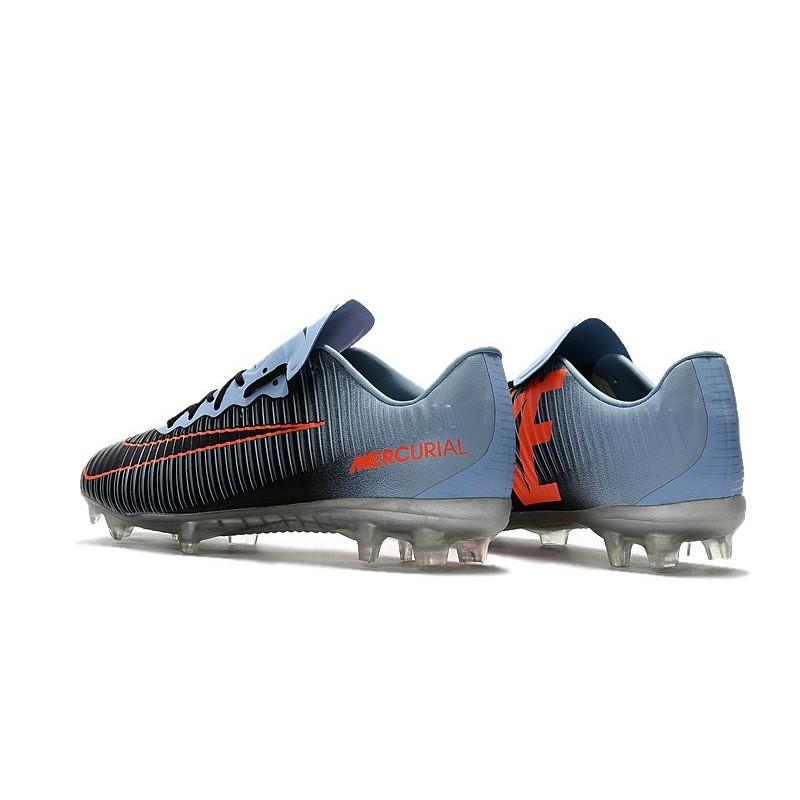 Nike Mercurial Vapor XI FG ACC News Soccer Boots Black Blue Orange  Maximize. Previous. Next