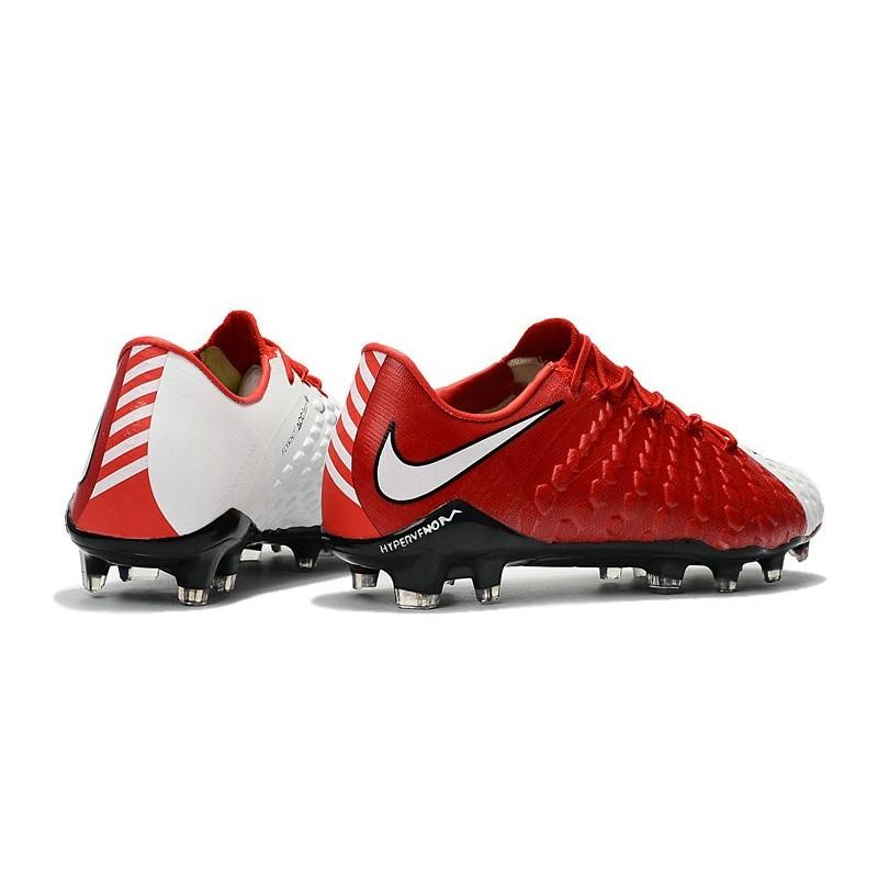 657ce962d3e4 Nike Hypervenom Phantom 3 FG Low Cut Soccer Cleat Red White Maximize.  Previous. Next