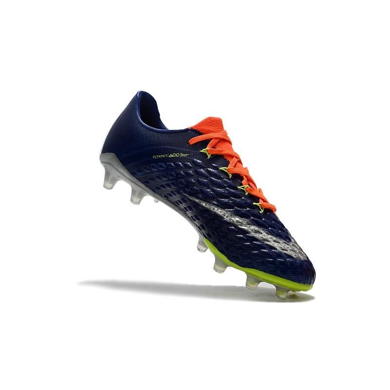new product 693b0 6b57e Nike Hypervenom Phantom 3 FG Low Cut Soccer Cleat Orange ...