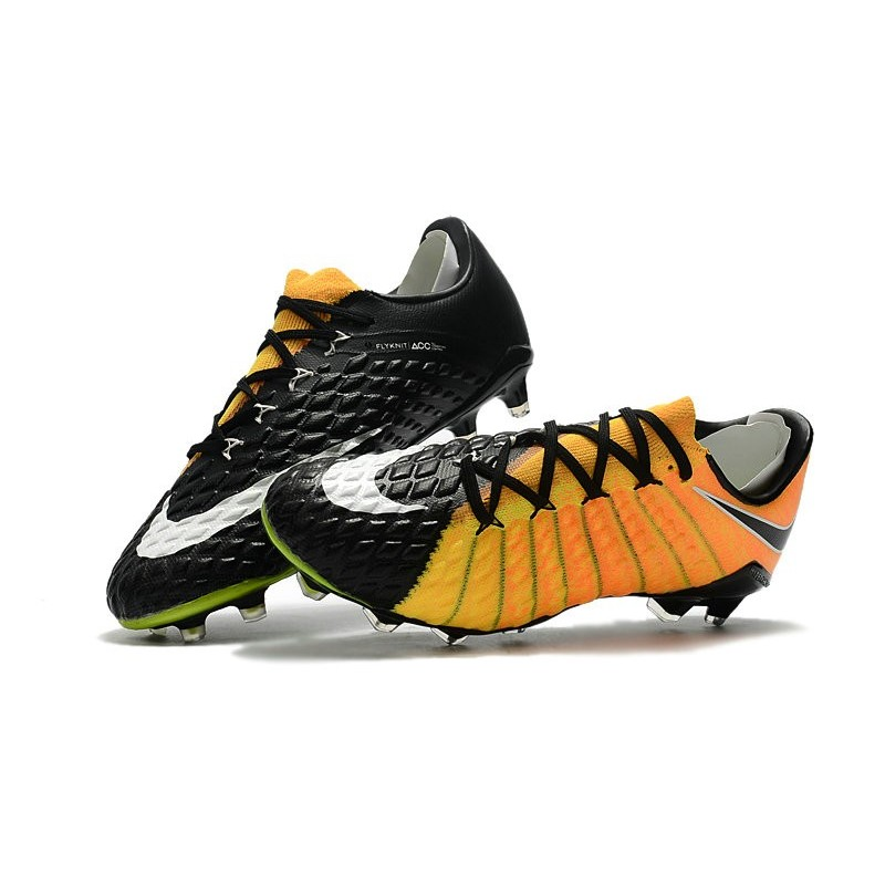 78edbcc82b7 ... discount nike hypervenom phantom 3 fg low cut soccer cleat yellow black  silver maximize. previous