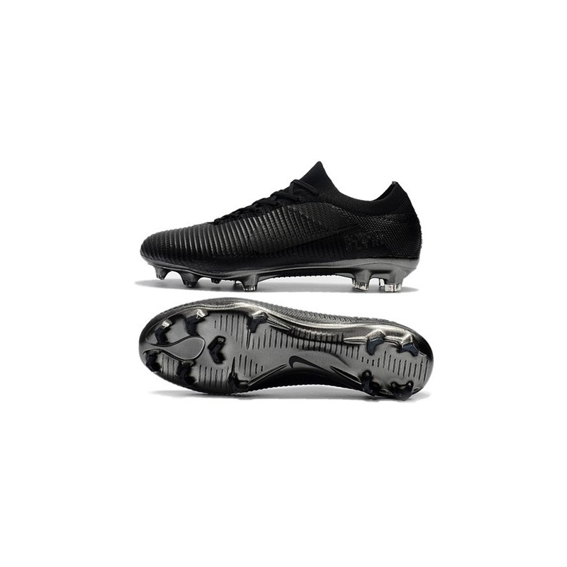 10a4a148fdf ... fire play ice 7b418 aee17  where to buy nike mercurial vapor flyknit  ultra fg acc soccer cleat full black maximize.