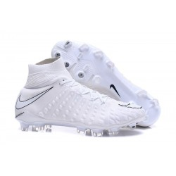 Nike Hypervenom Phantom III DF FG Cleats White
