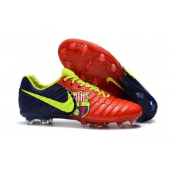Nike Tiempo Legend VII FG K-leather Soccer Cleats Barcelona