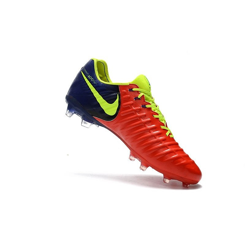 022a23682 Nike Tiempo Legend VII FG K-leather Soccer Cleats Barcelona Maximize.  Previous. Next. Cancel Display all pictures