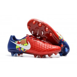 Nike Magista Opus 2 FG Football Cleats - FC Barcelona
