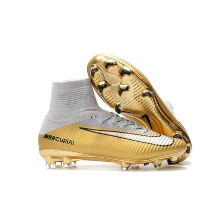 Nike Mercurial Superfly 5 FG ACC Dynamic Fit Boot - CR7 Quinto Triunfo