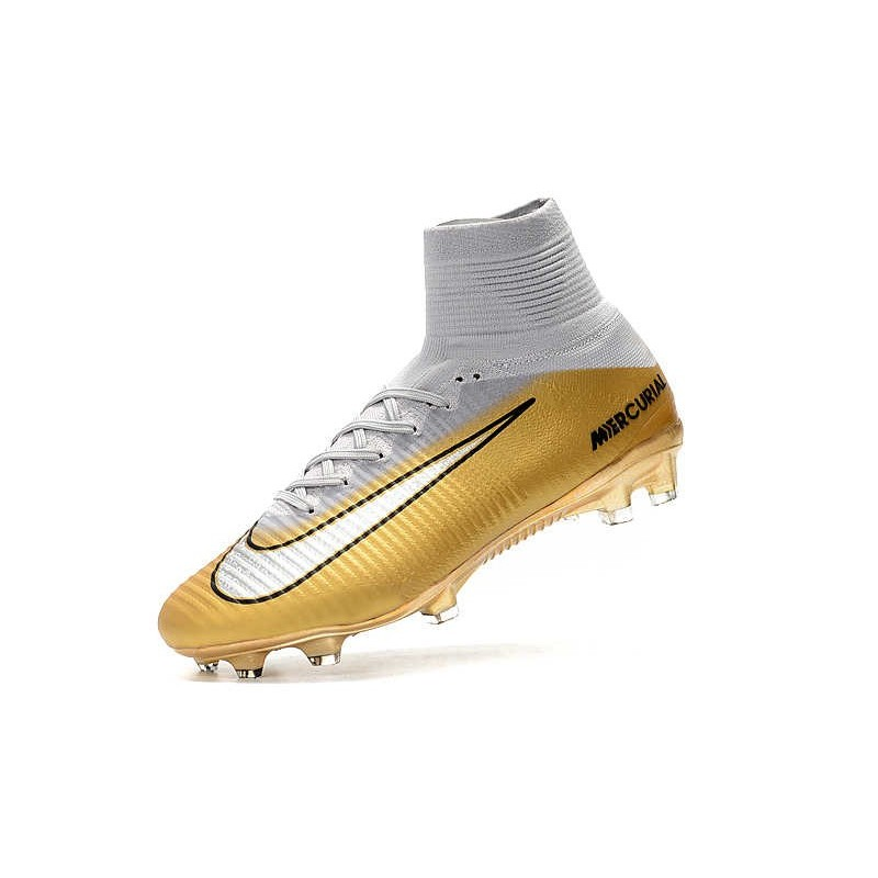 58b2b7bd1 Nike Mercurial Superfly 5 FG ACC Dynamic Fit Boot - CR7 Quinto Triunfo  Maximize. Previous. Next