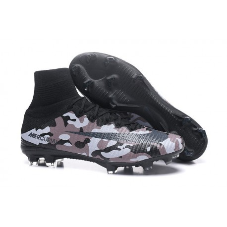 Nike Mercurial Superfly 5 FG ACC Dynamic Fit Boot - Camouflage