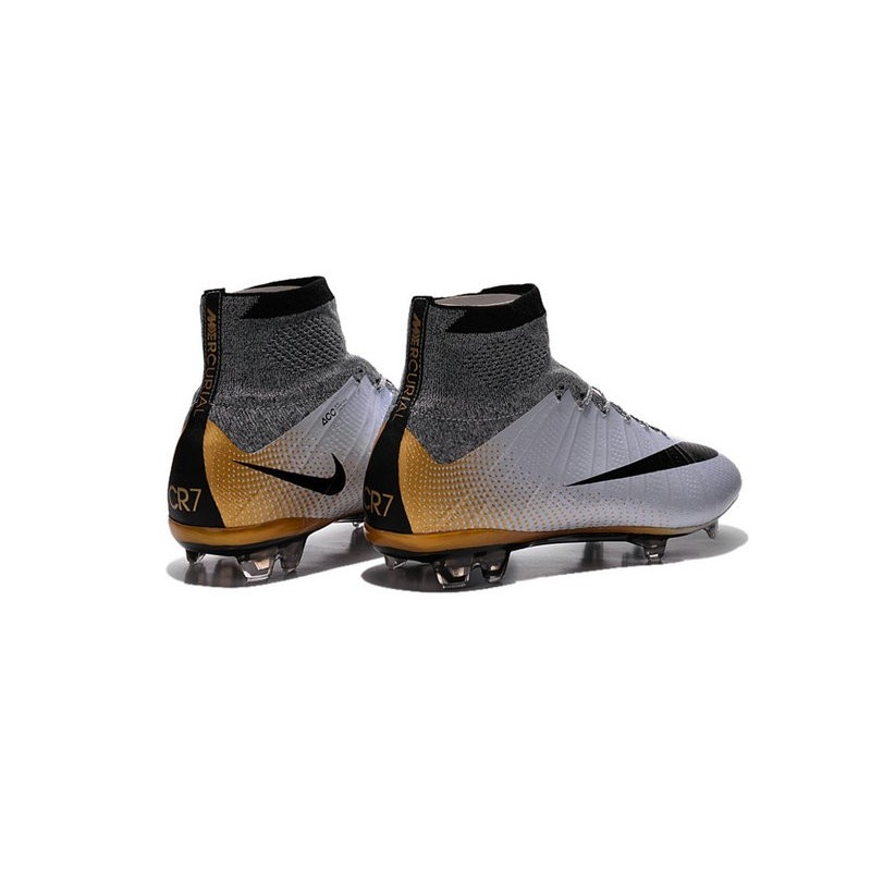 Gold Cr7 Nike Mercurial Superfly For Sale Google Half Moon