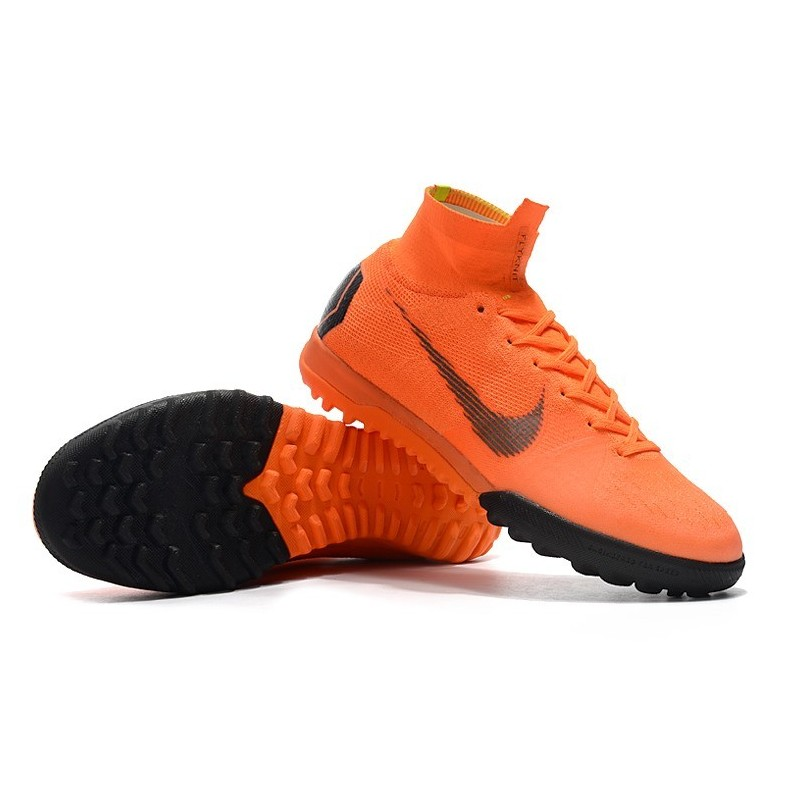 b4b5f2a0f2f9 Nike MercurialX Superfly 360 Elite TF Turf Soccer Shoe Orange Black  Maximize. Previous. Next