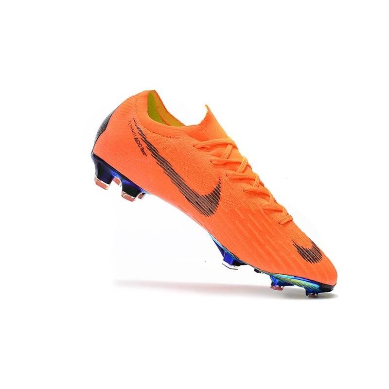 68e26e98b Nike World Cup 2018 Mercurial Vapor XII FG Boots - Orange Black Maximize.  Previous. Next
