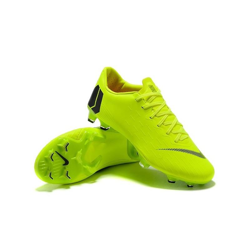 the best attitude 75957 9c6c3 Nike World Cup 2018 Mercurial Vapor XII FG Boots - Green Black Maximize.  Previous. Next