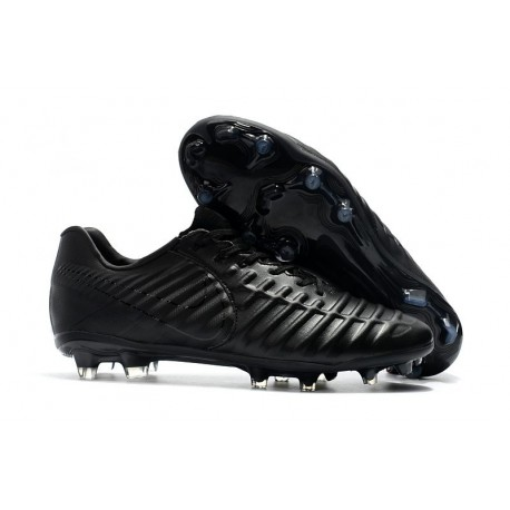 New Nike Tiempo Legend VII FG World Cup 2018 - Black