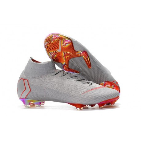low priced 9f85e 5efd1 Nike Mercurial Superfly VI Elite FG 2018 World Cup - Gray Red