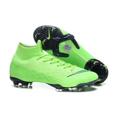 b0cacb504820 Nike Mercurial Superfly VI Elite FG 2018 World Cup - Green