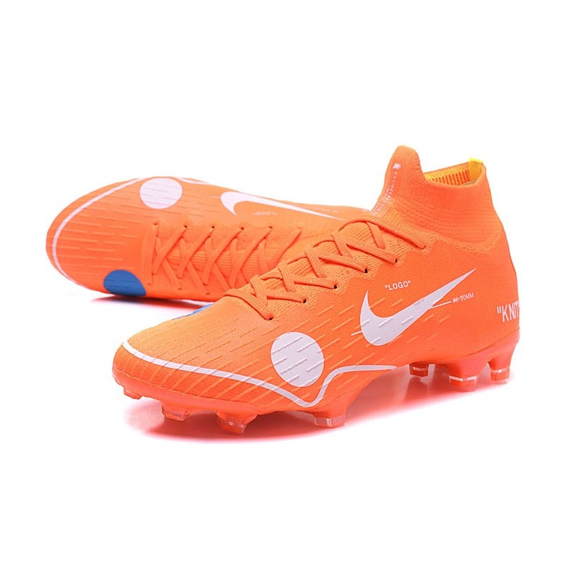 more photos 8c928 fac0a Nike Mercurial Superfly VI Elite FG 2018 Off-White Orange