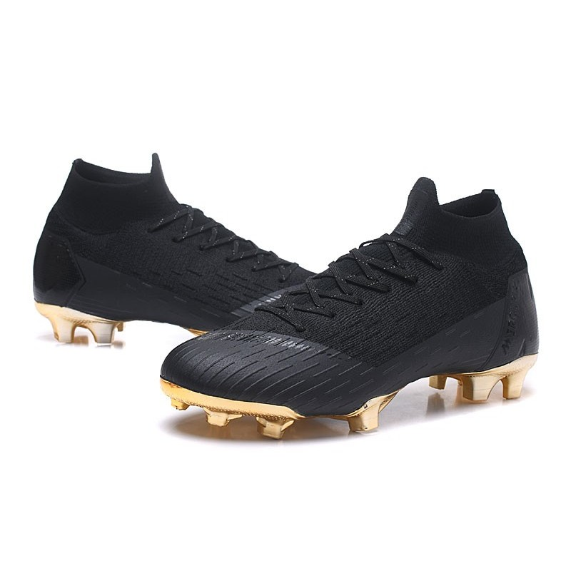 the latest 39fd9 4aca8 New Nike Mercurial Superfly 6 Elite FG World Cup - Black Golden