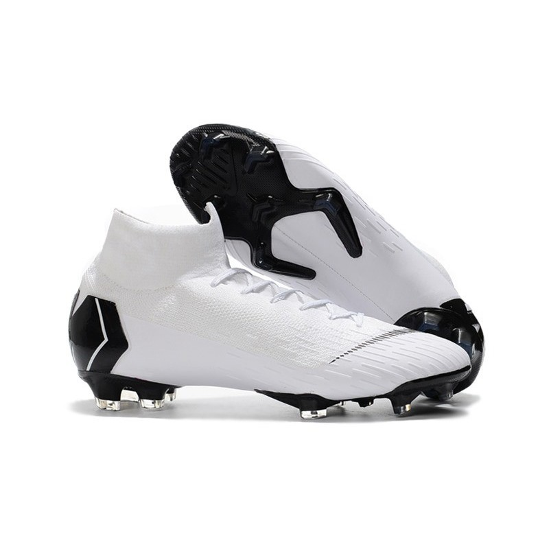 regarder cd7e5 434ed New Nike Mercurial Superfly 6 Elite FG World Cup - White Black