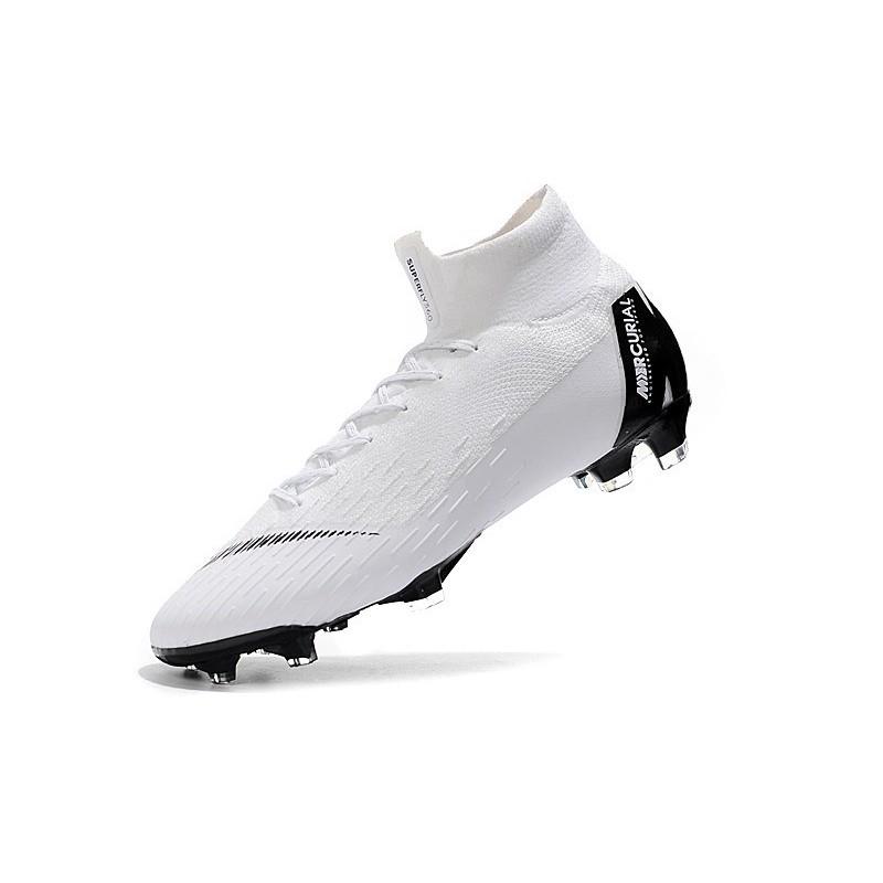 5da3a5566213 New Nike Mercurial Superfly 6 Elite FG World Cup - White Black Maximize.  Previous. Next