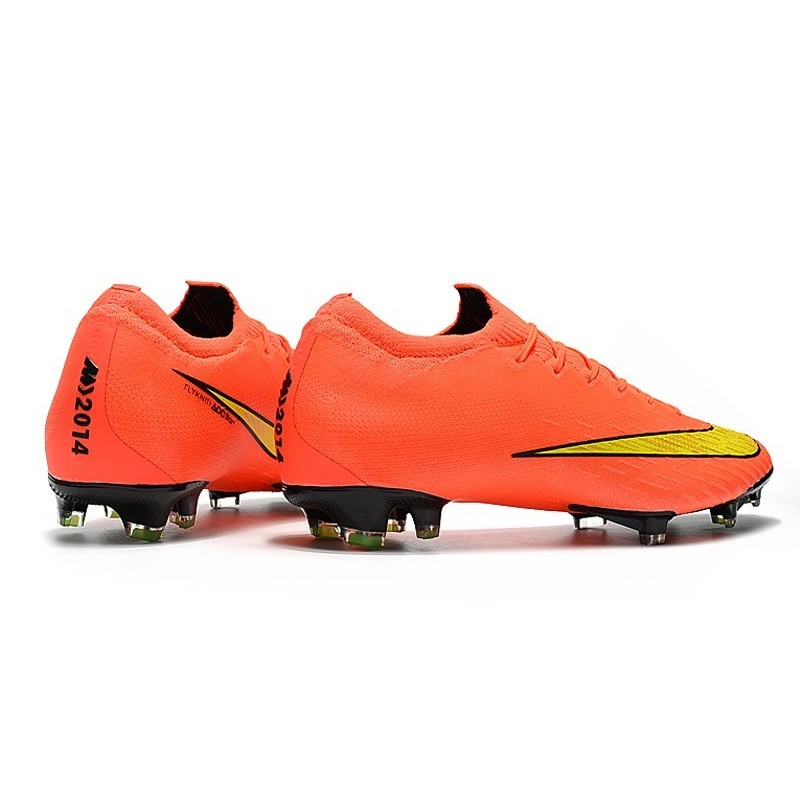 free shipping 5d49d c6deb Nike World Cup 2018 Mercurial Vapor XII FG Boots - Orange Yellow