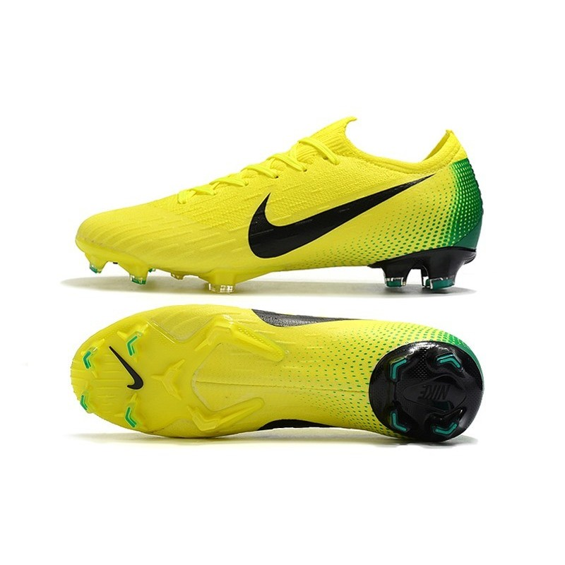 watch fe1a3 d4812 Nike Mercurial Vapor XII Elite FG Firm Ground Cleats - Yellow Blue Black  Maximize. Previous. Next