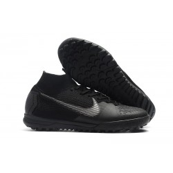 Nike Mercurial Superfly VI Elite TF Boot - Black