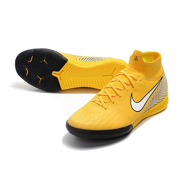 1793c297db38 Nike Mercurial SuperflyX VI Elite IC Indoor Futsal - Neymar Yellow White  Maximize. Previous. Next