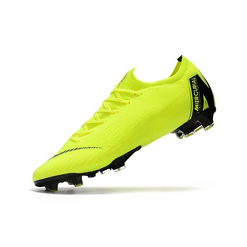 buy popular 26ac2 0b4ba Nike Mercurial Vapor 12 Elite FG Man Boots - Volt Black Maximize. Previous.  Next