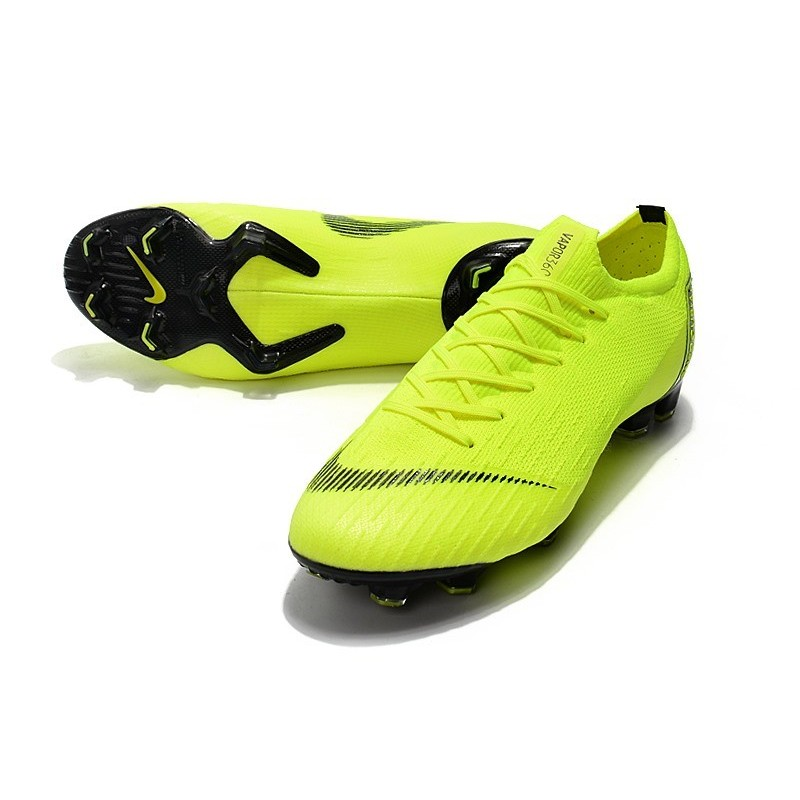 72e23dca4de Nike Mercurial Vapor 12 Elite FG Man Boots - Volt Black Maximize. Previous.  Next