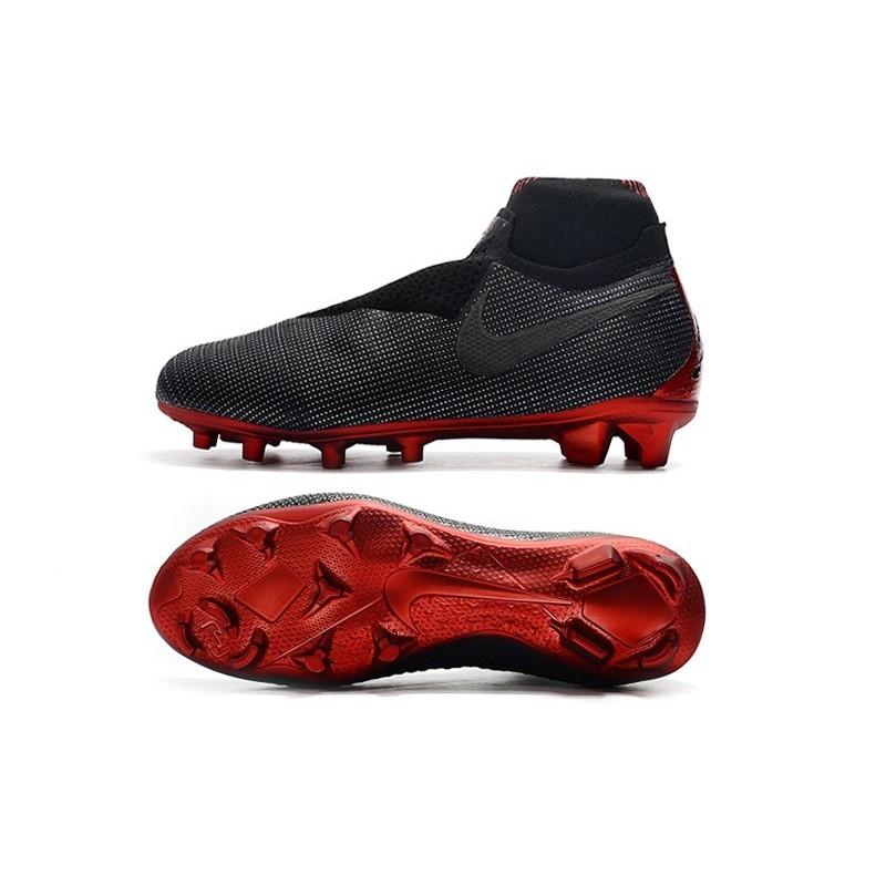 35fb4f289e178e Nike Phantom Vision Elite DF FG Jordan x PSG - Black Red Maximize.  Previous. Next