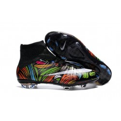 Nike Mercurial Superfly FG New Men Football Cleats Multi Colors