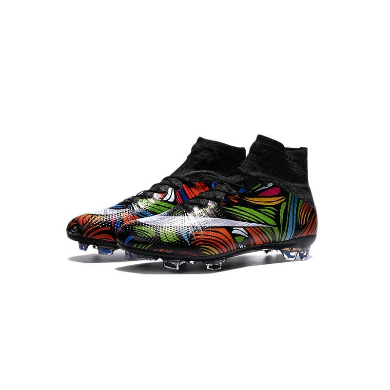 5e96ca3d1 Nike Mercurial Superfly FG New Men Football Cleats Multi Colors