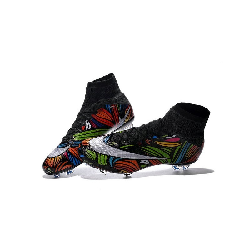 Nike Mercurial Superfly FG New Men Football Cleats Multi Colors dc09c68c0