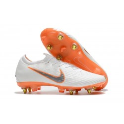 Nike Mercurial Vapor XII Elite AC SG-Pro White Orange