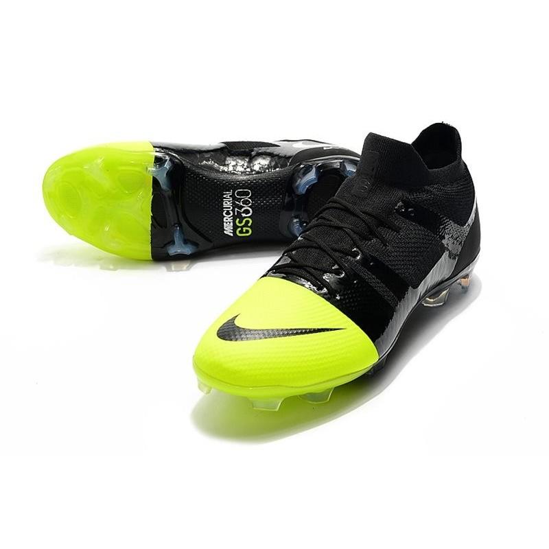 wholesale dealer 7221b a1e0a Nike Mercurial Greenspeed 360 FG Soccer Boots - Black ...