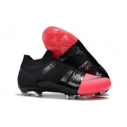 Nike Mercurial Greenspeed 360 FG Soccer Boots - Black Pink