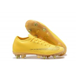 Nike Mercurial Vapor 12 Elite SG Pro AC - Yellow Golden