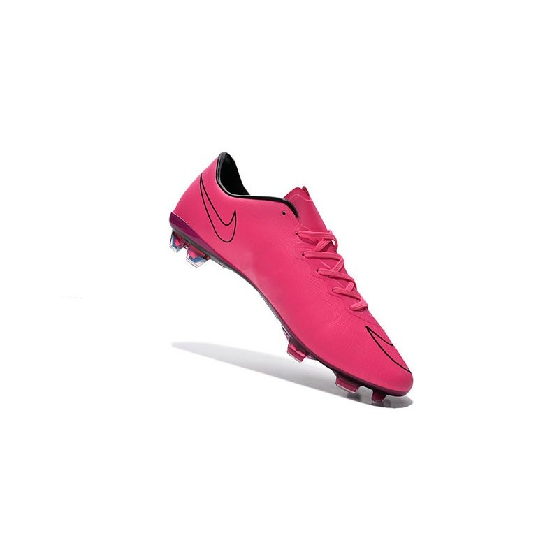 separation shoes 59579 073c5 Nike Mercurial Vapor X FG Firm Ground Football Shoes Hyper Pink