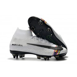 Nike Mercurial Superfly 6 Elite SG Anti-Clog Cleats LVL UP