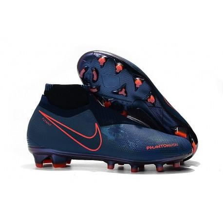Nike Phantom Vision Elite DF FG Soccer Boots - Fully Charged