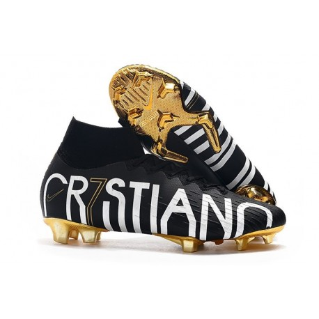 Cristiano Ronaldo Nike Mercurial Superfly VI 360 Elite FG Cleat -