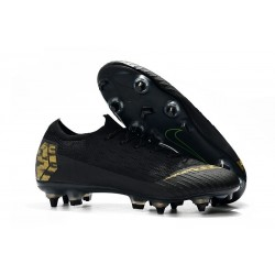 Nike Mercurial Vapor 12 Elite SG Pro AC - Black Gold