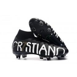 Cristiano Ronaldo CR7 Nike Mercurial Superfly 6 Elite SG Anti-Clog Cleats