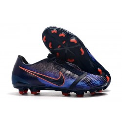 Nike Phantom Venom Elite FG Obsidian White Black Racer Blue