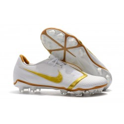 Nike Phantom Venom Elite FG New Boots White Gold